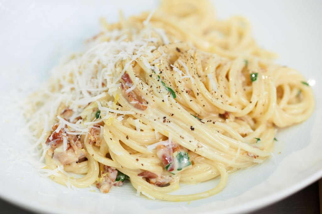 20 Spaghetti Carbonara Dishes That will Make You Forget You're Still In Hong Kong