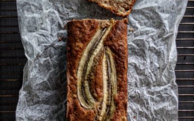 Banana Bread by Laura // mylittlehongkongkitchen